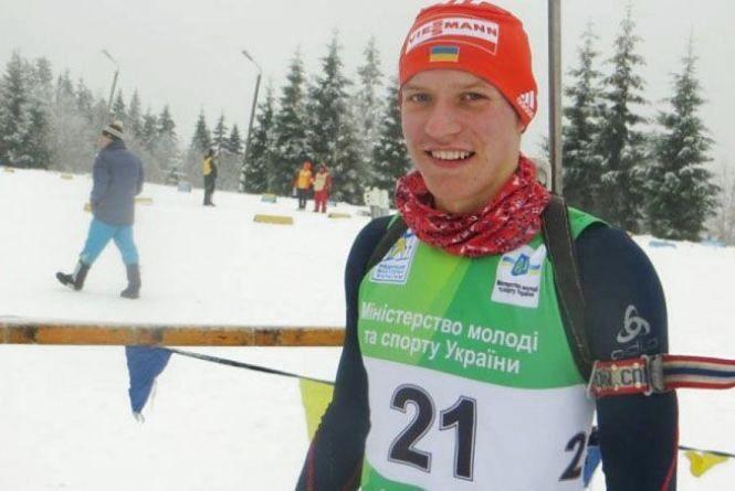 Тернополянин став чемпіоном України з біатлону