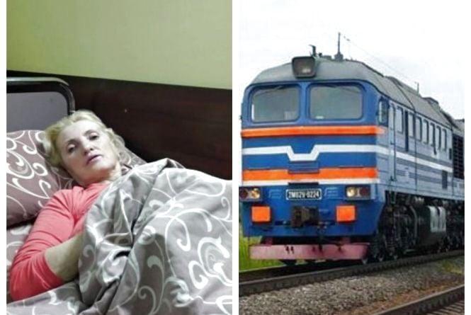 Хто відповість за нещастя у потязі? У поліції розповіли про розслідування випадку з пасажиркою, на яку впала верхня полиця