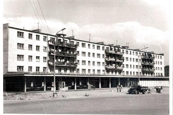 Куди тернополяни ходили за покупками 50 років тому
