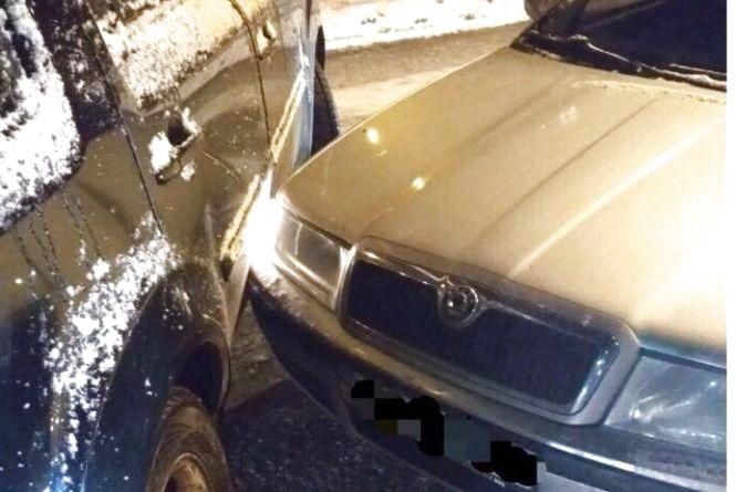 Вісім ДТП за ніч у Тернополі. В одній травмувались люди