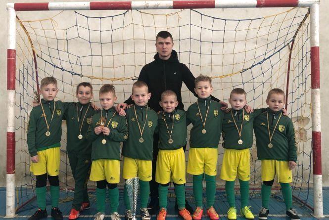 Тернопільські футболісти перемогли на Міжнародному турнірі