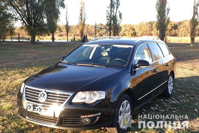 У Тернополі викрали автівку на іноземній реєстрації. Злодія спіймали