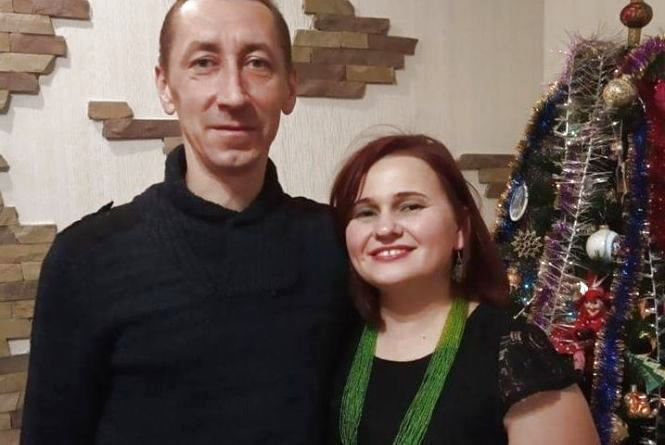 «Ми вчимося жити без нього…» - дружина загиблого Володимира Вертюха, який впав в двометрову яму