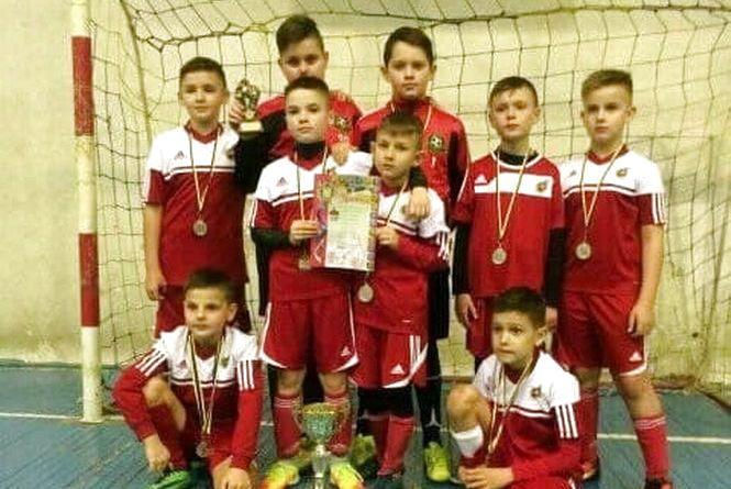 Тернопільські футболісти посіли друге місце на Зимовому Кубку