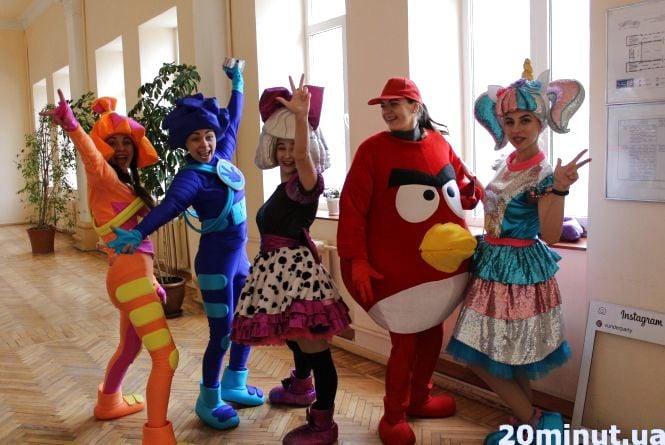 Фото дня: У Тернополі відбувся костюмований парад
