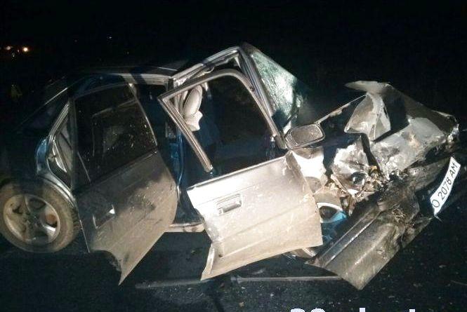 Правоохоронці розповіли деталі аварії за участю службового авто