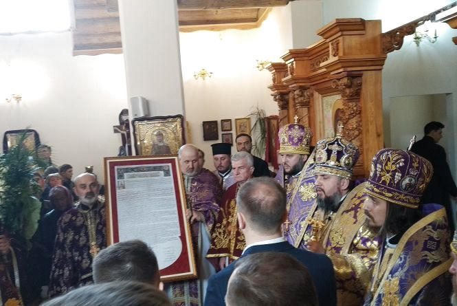 Владика Епіфаній в Тернополі розповів, якою бачить Україну після виборів