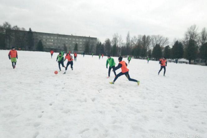 У Тернополі стартував футбольний Кубок Ректора