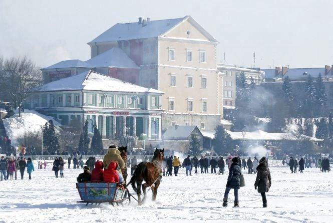 У Тернополі День Зими святкуватимуть 16 лютого