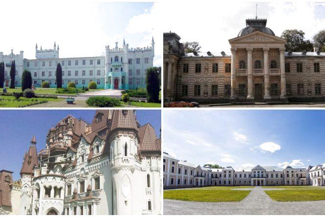 Топ-5 палаців та старовинних маєтків Тернопільщини, які варто відвідати навесні
