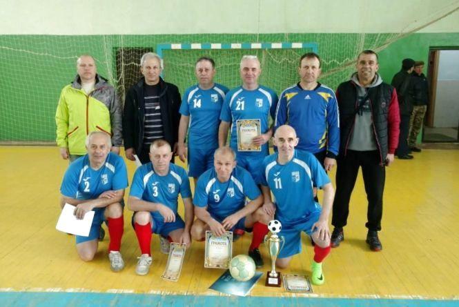Ветеранів футболу запрошують до участі в обласних змаганнях