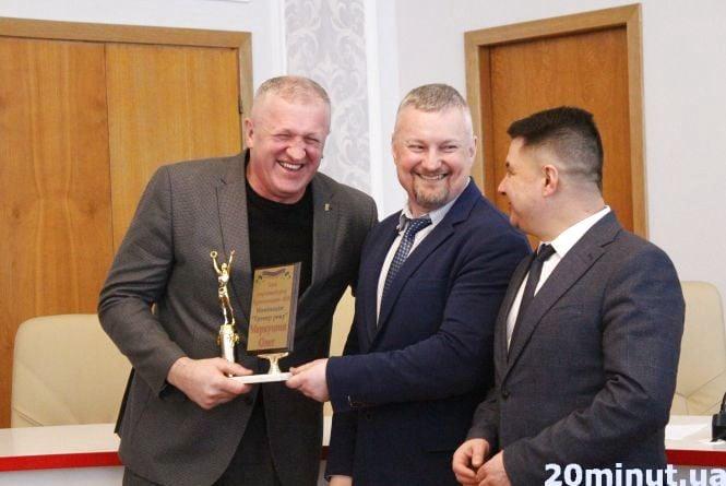 Хто став героєм спортивного року на Тернопільщині