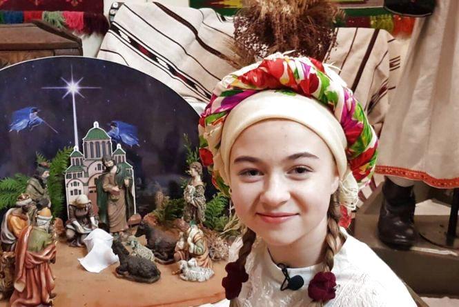 Тернополянка у 13 років стала телеведучою