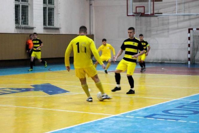 Стартувала фінальна частина Тернопільської Вищої футзальної ліги