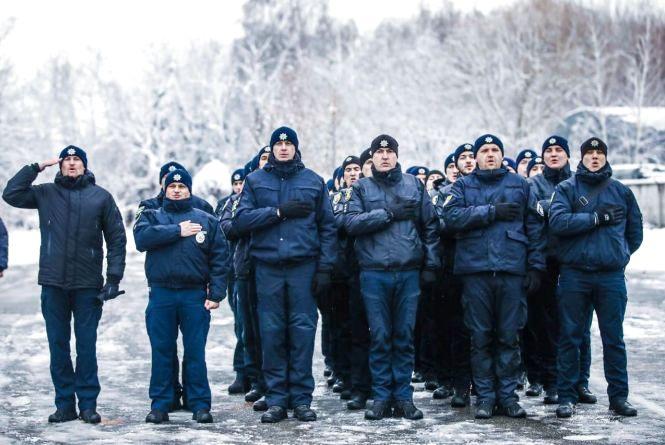 Флеш-моб #ябандерівець підтримали тернопільські патрульні