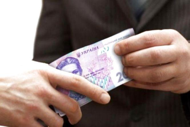 У Тернополі намагалися підкупити виборця