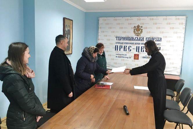 До Помісної Церкви перейшла уже 14-та громада на Тернопільщині