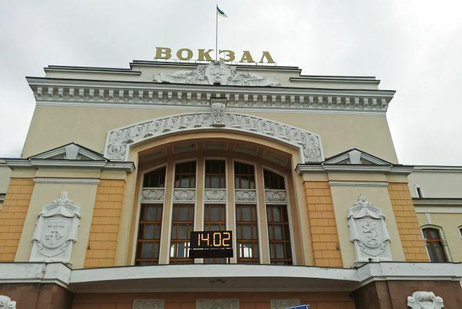 Фото дня: на залізничному вокзалі знову є годинник