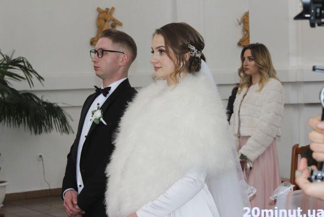"""У день Валентина учасник """"Тріоди"""" одружився зі своєю коханою"""