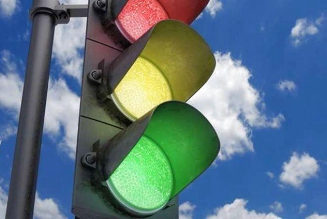 У Тернополі цього року оновлять світлофори