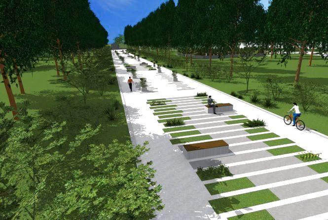 Тернополяни можуть запропонувати свої пропозиції щодо реконструкції Старого парку