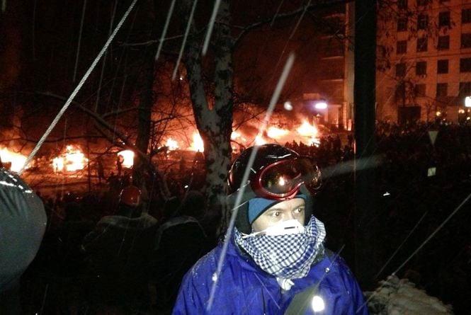 """""""Ми не повинні забувати те, що відбувалося на Майдані"""". Спогади очевидців"""
