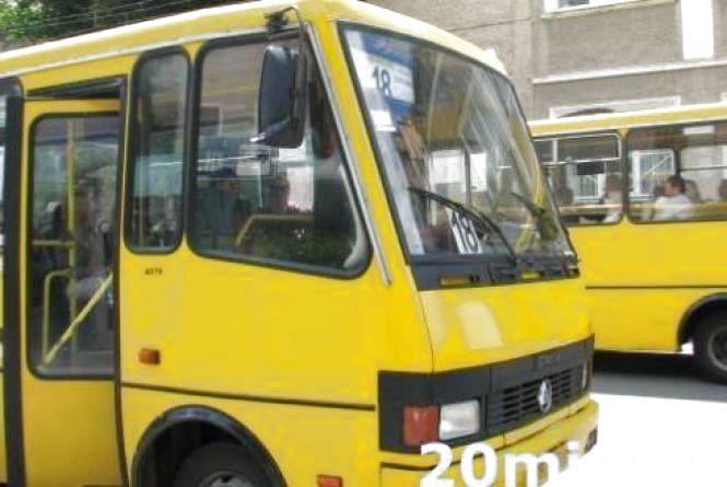 Міська рада Тернополя планує закупити близько ста автобусів