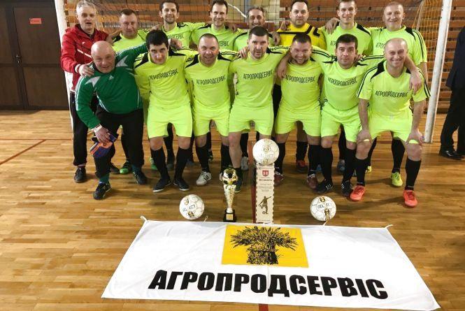 Тернопільські ветерани посіли друге місце на Кубку польського Бурмістра