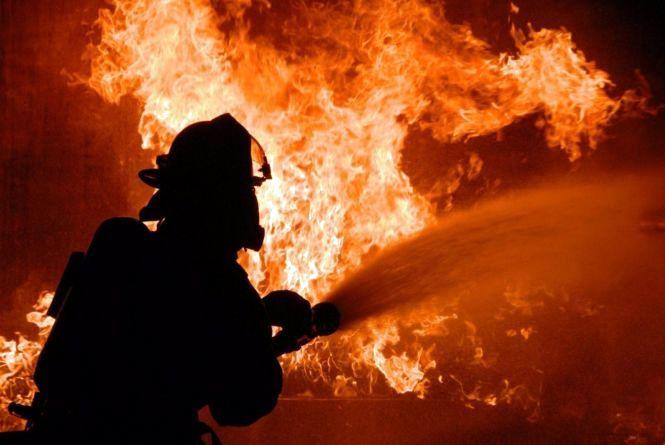 На Тернопільщині під час пожежі загинула людина