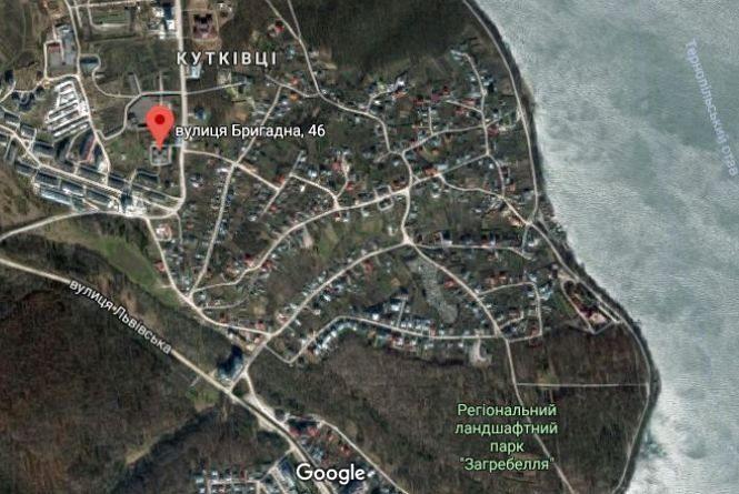 Скільки витратять на облаштування цвинтаря у Тернополі