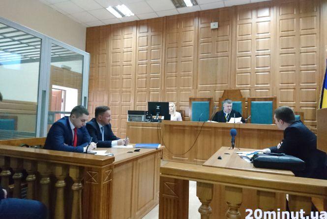 Адвокат обвинуваченого у справі вбивства Віталія Гнатишина хотів, щоб заборонили відеозйомку  допиту свідків