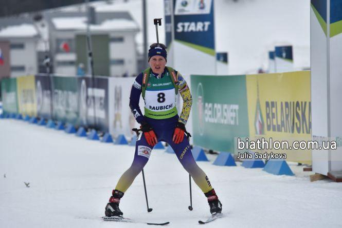 Тернополяни стартували на чемпіонаті світу з біатлону