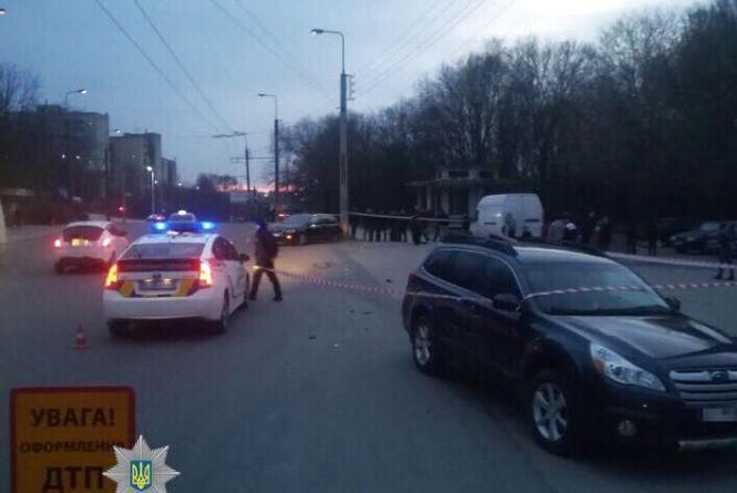 13-річну водійку, яка скоїла аварію в Тернополі, уже виписали з лікарні. Батькам загрожує лише штраф