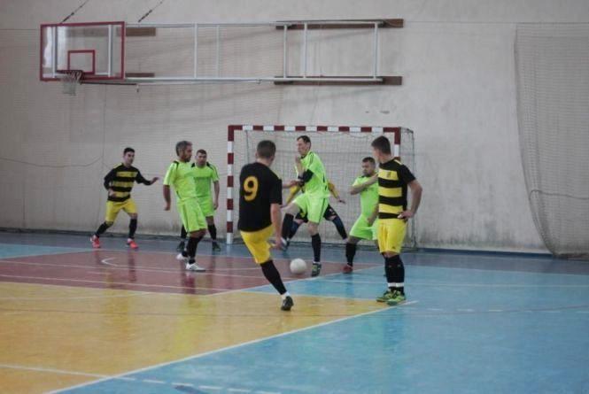 У Тернополі визначать володаря Кубка футзальної ліги