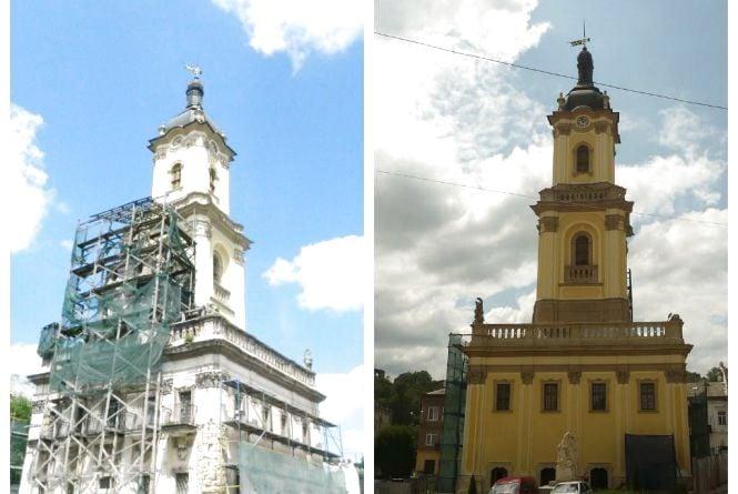 Приміщення Бучацької ратуші відкриють після 10 років реконструкції