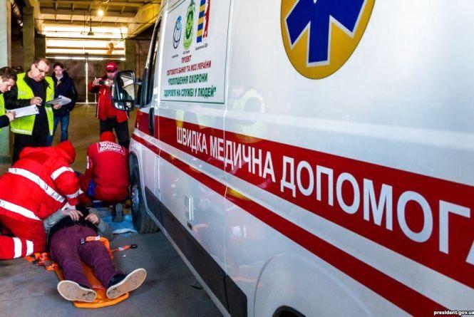 Реформа екстреної медицини: лікарі з Тернопільщини проходять спеціальне навчання за програмою парамедика