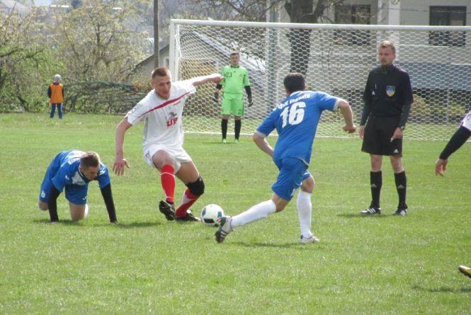 Футбольний сезон на Тернопільщині стартує 14 квітня