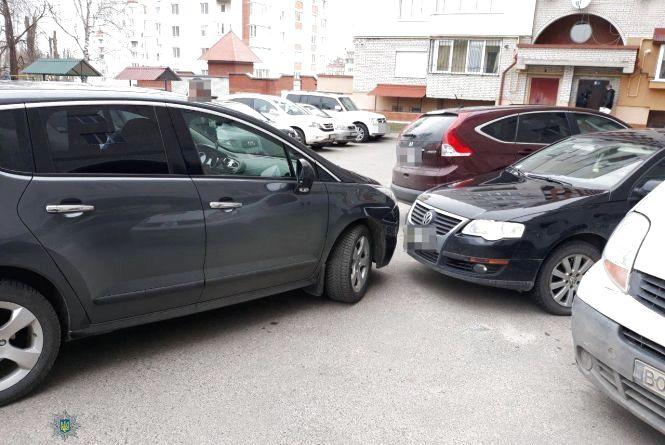 У Тернополі за вихідні патрульні спіймали двох п'яних водіїв