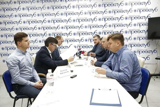 Представники  політичних сил Тернопільщини розповіли як боротимуться із маніпуляціями та незаконністю на виборах