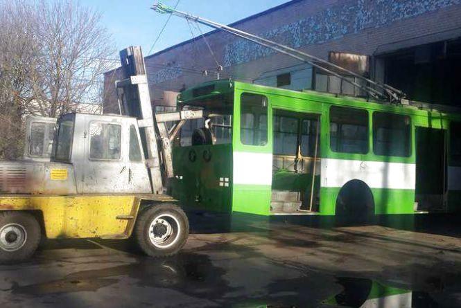 """""""Тернопільелектротранс"""" потребує додаткового фінансування та водіїв на тролейбуси"""