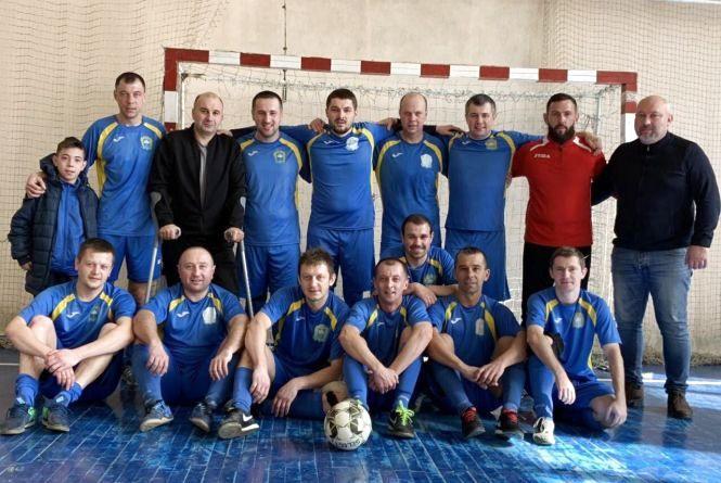 У Тернополі офіційно завершили футзальний сезон