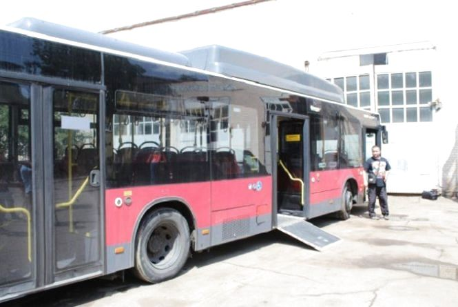 Тернопіль матиме 15 нових автобусів майже за 2,5 млн євро... і кредит на 20 років