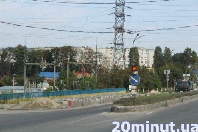 Гаївський міст перекриють у травні. Його повністю розберуть