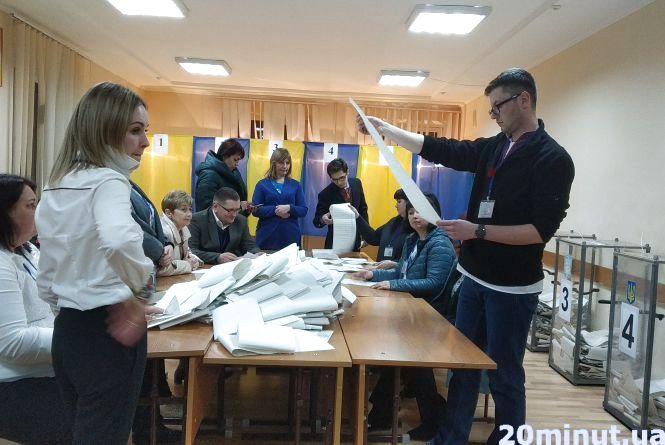 Виборчі комісії розпочали підрахунок голосів (оновлено)