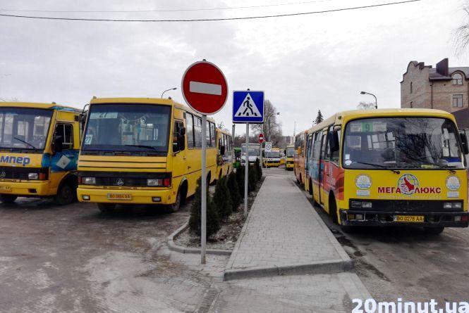 А ви брали участь в обговоренні нової транспортної мережі Тернополя? (для обговорення)