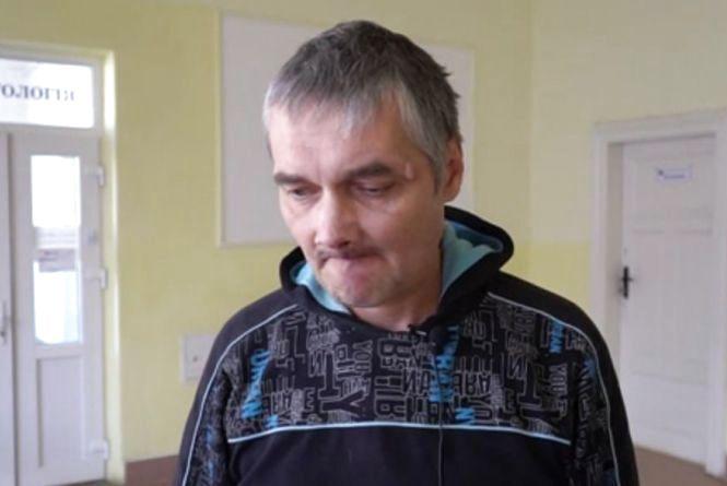 Допоможіть знайти родичів чоловіка, який втратив пам'ять