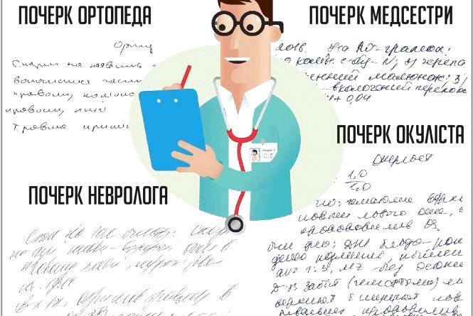 Лікарський почерк: що кажуть пацієнти, провізори, графологи і самі медики