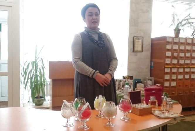 Аромостиліст Надія Шевчук: «Треба знайти ті парфуми, які роблять вас щасливими»