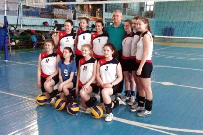 У Тернополі відбудеться чемпіонат України з волейболу серед жінок