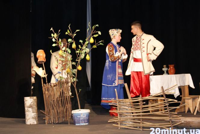 У Тернопіль з'їхались маленькі актори з усієї України